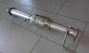 DOWNPIPE INOX OPEL ANTARA  2.0 CDTI 150CV