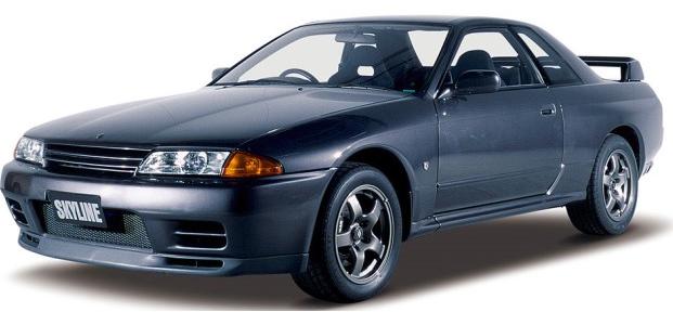 GT-R (R32)