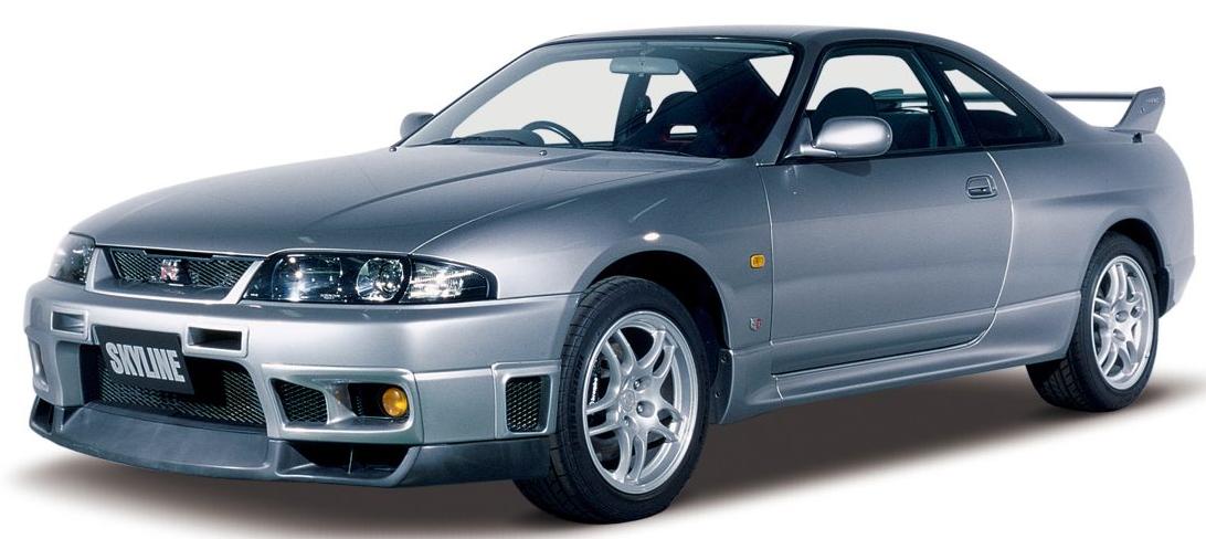 GT-R (R33)