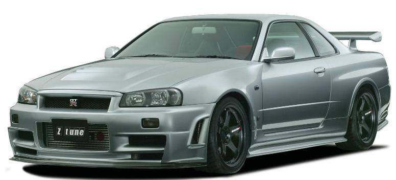 GT-R (R34)