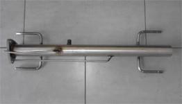 DOWNPIPE INOX DPF ALFA 159 1.9 120CV 150CV BRERA 2.4 200CV 210CV